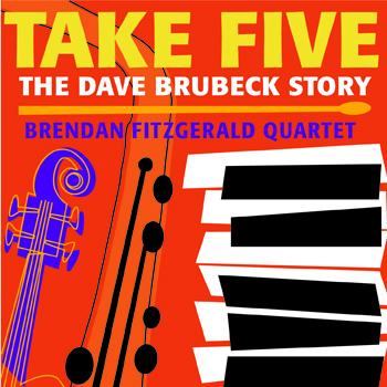 Take Five - The Dave Brubeck Story at Adelaide Fringe 2015