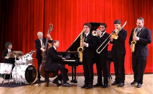 Swing show instrumental ensemble