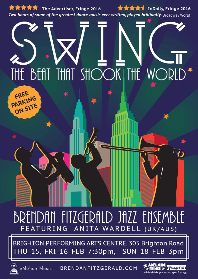 Adelaide Fringe Swing Show